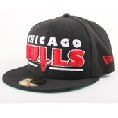 Casquette 59fifty Chicago Bulls Retro
