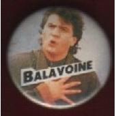 Badge Daniel Balavoine