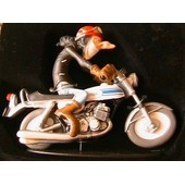 Figurine Joe Bar Team Bike Jeremy Lasauce Kawasaki 500 H1 1/18 En Resine