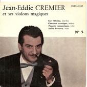 Sur L'oc�an - Chanson Exotique - Poup�e Romantique - Anita Dansera - Jean Eddie Cr�mier Et Ses Violons Magiques N�5