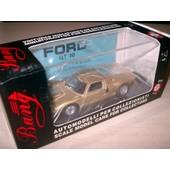 Bang 7071 - Ford Gt40 Stradale Gold