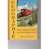G�ographie - Cours Moyen 2�me Ann�e de L. FRAN�OIS & M. VILLIN