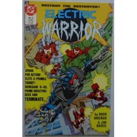 Electric Warrior N�03 (Vo) 07/1986