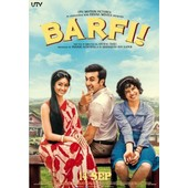 Barfi - Bollywood Movie de Anurag Basu