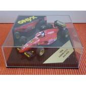 Formule 1 - Ferrari 412t1 - Jean Alesi - 1994 - 1/43