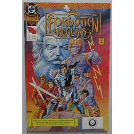Forgotten Realms Annual Double Size N�01 (Vo) 1990