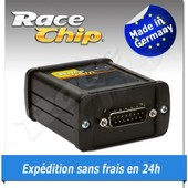 Boitier Additionnel Racechip A3 (8l) 1.9 Tdi 96kw 131cv