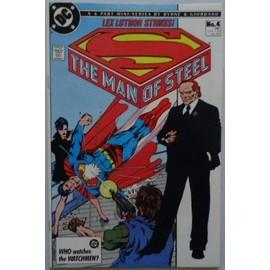 The Man Of Steel N�04 (Vo) 1986