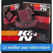 Filtre � Air K&n 33-2075 Suzuki Swift Iv (Fz/Nz) 1.6i 136 Cv 1/12-