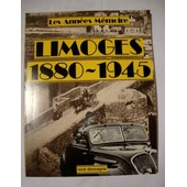 Limoges 1880 1945 de Charles Rivet