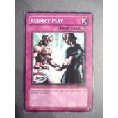 Respect Play - Carte Pi�ge En Anglais