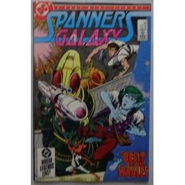 Spanner's Galaxy N�04 (Vo) 03/1985