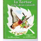 La Tortue Et Les Deux Canard de J. DE LA FONTAINE. imag�es par Romain SIMON