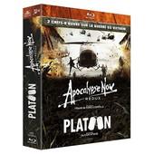 Apocalypse Now Redux + Platoon - Pack - Blu-Ray de Francis Ford Coppola