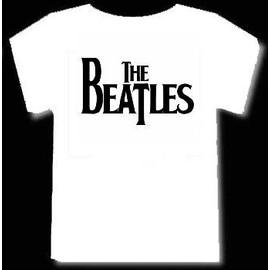 T-shirt the beatles blanc ++Top qualité++ S à 4XL