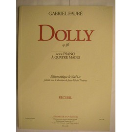 Dolly op56 Piano à 4 mains