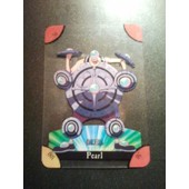 Lamincard One Piece N�87 - Pearl