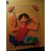 Lamincard One Piece N�14 - Monkey D.Luffy