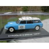 Ixo 1/43 Citroen Id 19 Break Rtf!!!