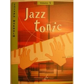 Jazz tonic vol 3