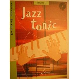 Jazz tonic vol 1 avec CD