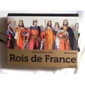 Calendrier Perp�tuel Des Rois De France de �ditions du Ch�ne