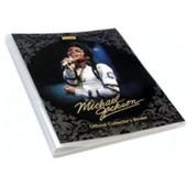 Michael Jackson Panini 2011 Album Officiel Complet De 190 Cartes Collection - Collector Trading Cards !