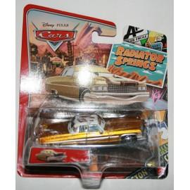 Voiture Cars 1 - Tex Dinoco