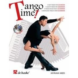 Mees : Tango Time ! + CD (Accordéon)
