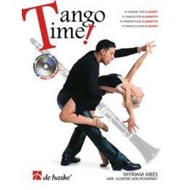 Mees : Tango Time ! + CD (Clarinette)