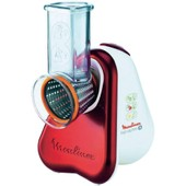 Moulinex Fresh Express Plus DJ756G Ruby Red - R�pe �lectrique