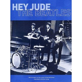 PARTITION BEATLES HEY JUDE