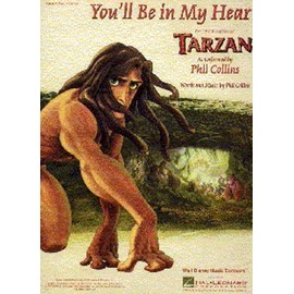Phil Collins : You'll Be In My Heart From Tarzan