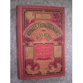 Les Enfants Du Capitaine Grant A L'�l�phant Titre Dans La Cartouche de Jules Verne