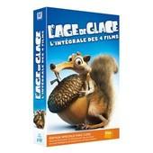 L'�ge De Glace - L'int�grale Des 4 Films - Edition Sp�ciale Fnac 5dvd de Carlos Saldanha, Chris Wedge, Mike Thurmeier, Steve Martino