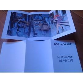 Ex Libris Triptyque Bob Morane Le Pharaon De Venise