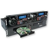 Platines CD et MP3 Numark CDN 77 USB CDN77USB