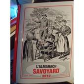 L'almanach Savoyard 2012 de
