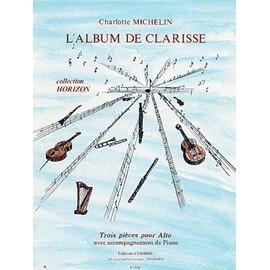LAPEYRE-MICHELIN L'Album de Clarisse