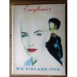 EURYTHMICS - We too are one - piano et guitare