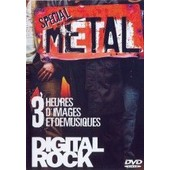 Digital Rock Vision 18 Special Metal de Franck Despagnat