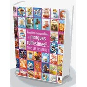Recettes Inavouables Et Marques Cultissimes - Tous Les Desserts ! de Seymourina Cruse-Ware
