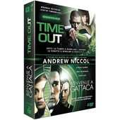 2 Films D'andrew Niccol : Time Out + Bienvenue � Gattaca - �dition Limit�e de Andrew Niccol
