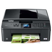 Brother MFC-J430W - Imprimante multifonction jet d'encre A4, USB, Wifi, Fax