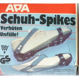 Crampons Chaussures Schuh- Spikes