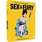 Histoires Lubriques Du Japon Vol. 2 - 2 Films De Norifumi Suzuki : Sex & Fury + Caresses Sous Un Kimono - �dition Collector Limit�e de Norifumi Suzuki