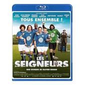 Les Seigneurs - Blu-Ray de Olivier Dahan