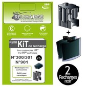 Eco Recharge Hp 301 Xl