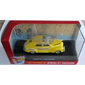 Atlas 1/43 Peugeot 203 Berline Jaune