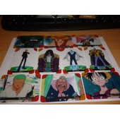 10 Lamincards One Piece